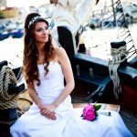 201304 bridal wedding hms pickle gibraltar 0009 150x150 - Bridal Fashion shoot on board HMS Pickle Gibraltar