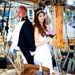 201304 bridal wedding hms pickle gibraltar 0010 150x150 - Bridal Fashion shoot on board HMS Pickle Gibraltar