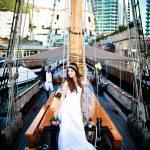 201304 bridal wedding hms pickle gibraltar 0014 150x150 - Bridal Fashion shoot on board HMS Pickle Gibraltar