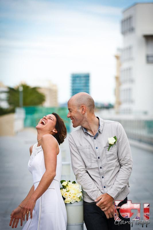 Urban Wedding Photographer Gibraltar