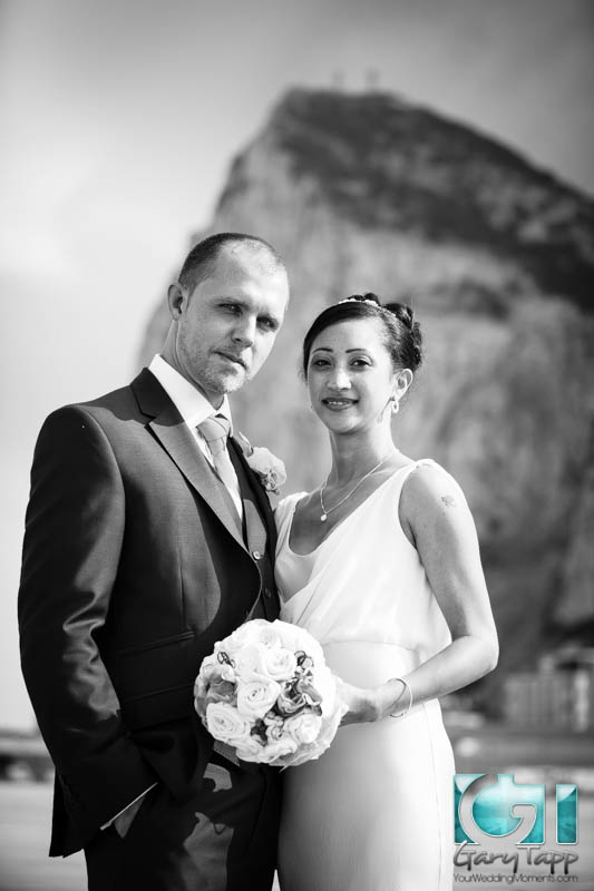 Wedding Photographer Caleta Hotel Gibraltar