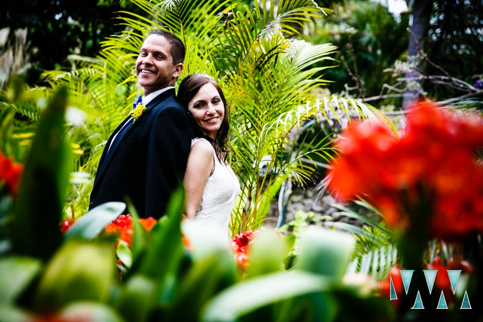 Wedding Photographer Botanic Gardens GIbraltar