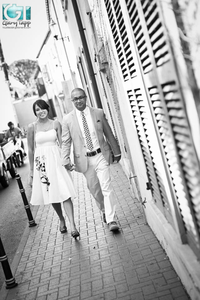 Wedding Photographer | Secretary Lane, Gibraltar