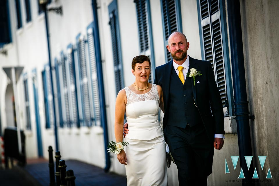 Elope to Gibraltar registry office