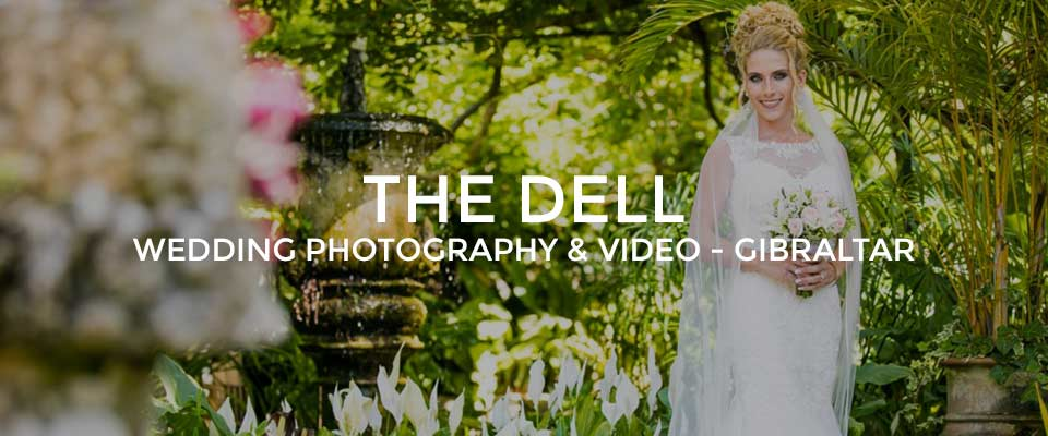 The Dell Wedding Photography in Gibraltar