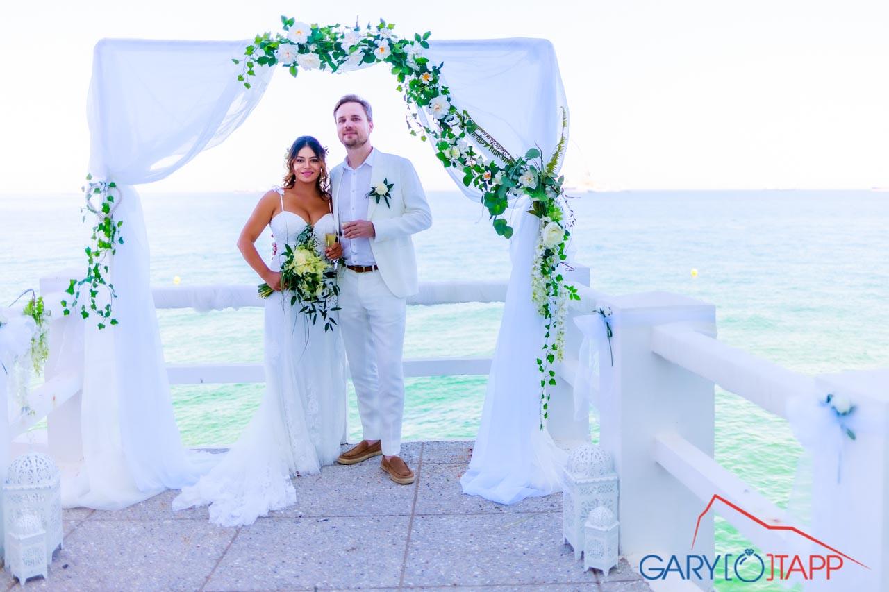 The Caleta Hotel Gibraltar Wedding