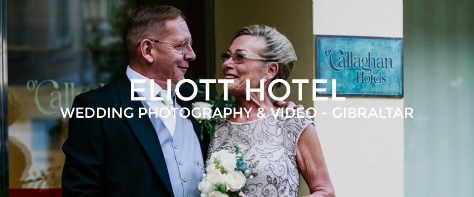 Eliott Hotel wedding venue in Gibraltar