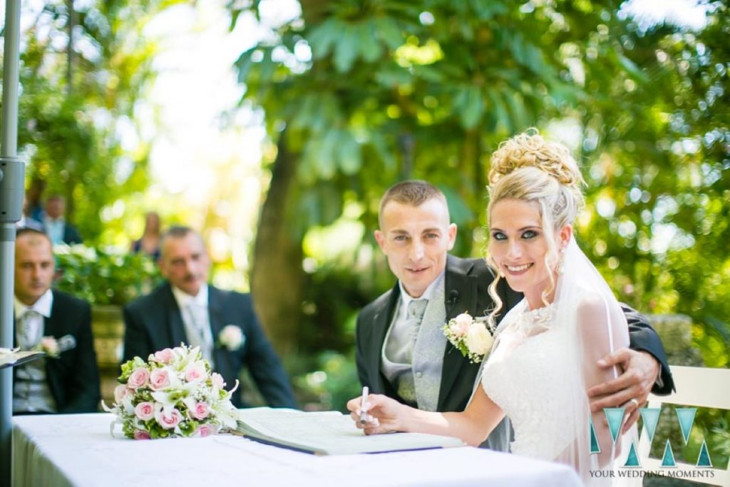 The Dell Gibraltar Wedding register