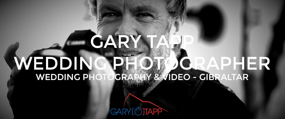 Gary Tapp Gibraltar Wedding Photographer