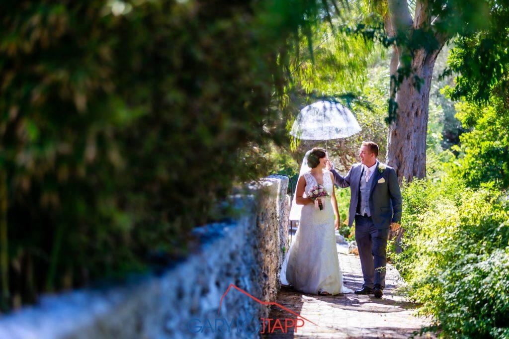 St Andrews Church Gibraltar Wedding