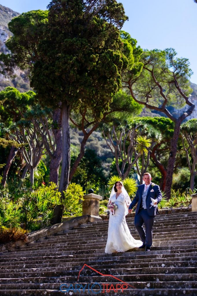 St Andrews Church Gibraltar Wedding