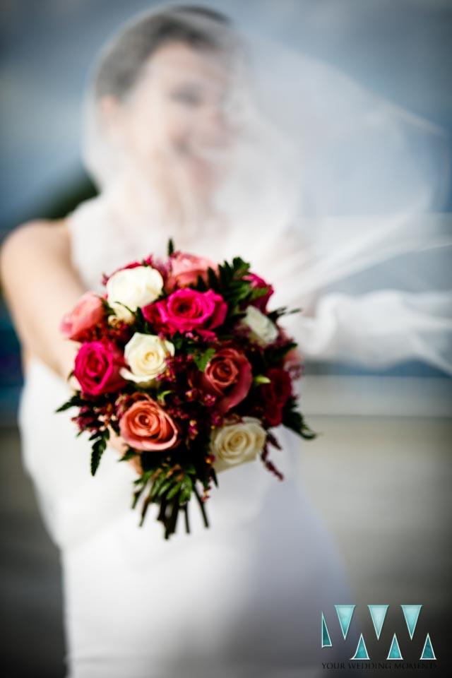 mons calpe suite wedding bouquet