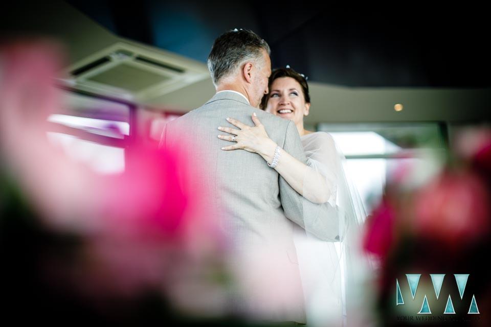 mons calpe suite wedding gibraltar first dance
