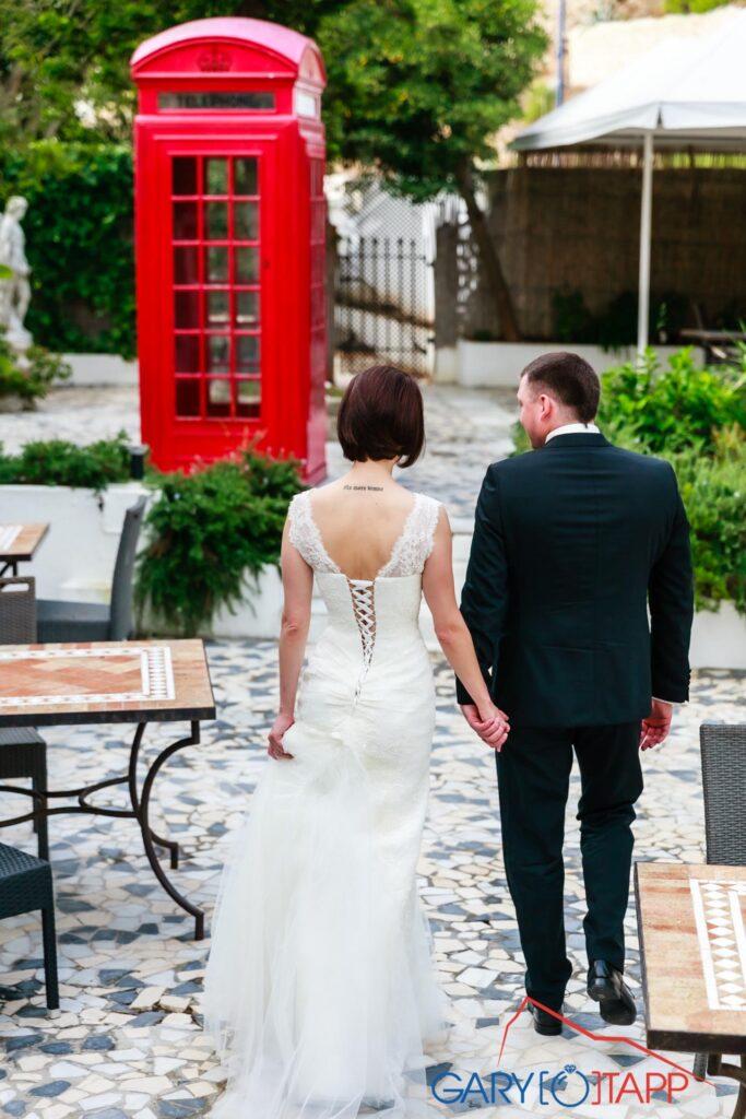 The Caleta Hotel Wedding